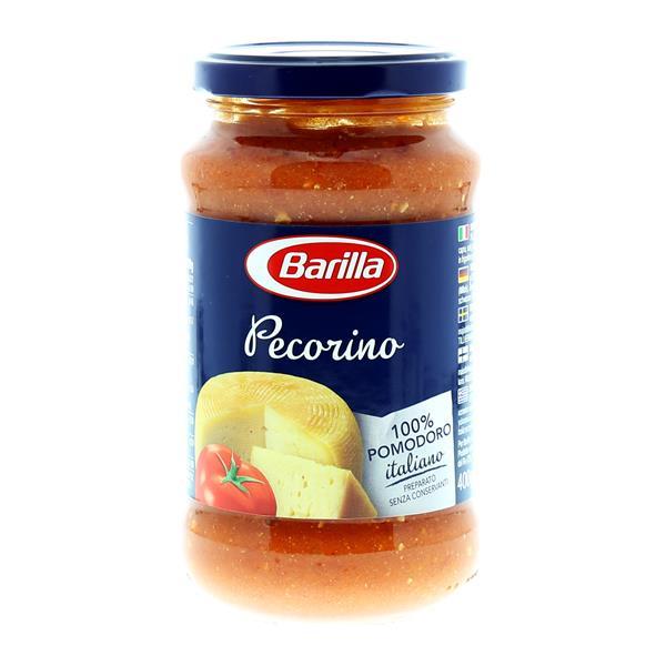 Barilla Sugo Pecorino 400 Gramm Glas