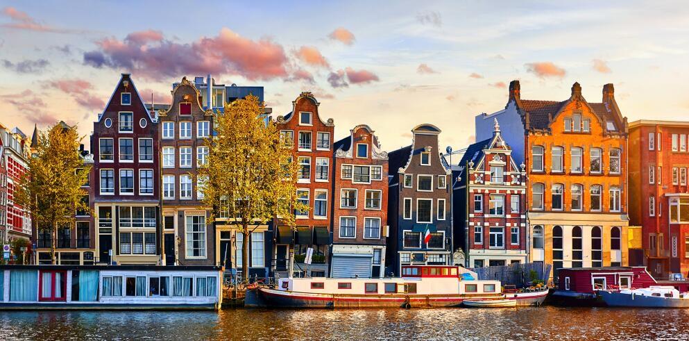 The niu Fender Hotel: Amsterdamreise ab 68€ für zwei Personen + Frühstück