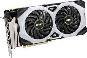MSI GeForce RTX 2070 SUPER Ventus OC, 8GB GDDR6, HDMI, 3x DP