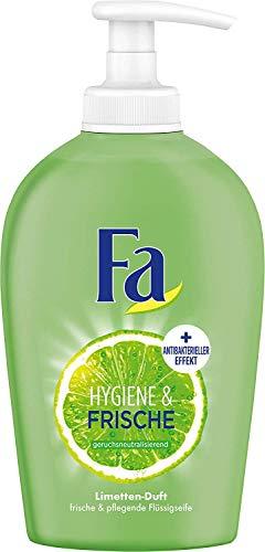 6x 250ml Fa Hygiene und Frische, Flüssigseife