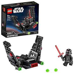 LEGO Star Wars Microfighters - Kylo Rens Shuttle