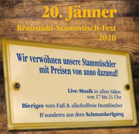 Müllner Bräu: Stammtischtag (Bier zum halben Preis)