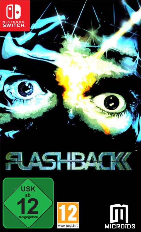 Flashback für Nintendo Switch für 9,99 bei Gamestop