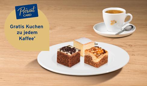 [Tchibo] Gratis Kuchen zu jedem Kaffee