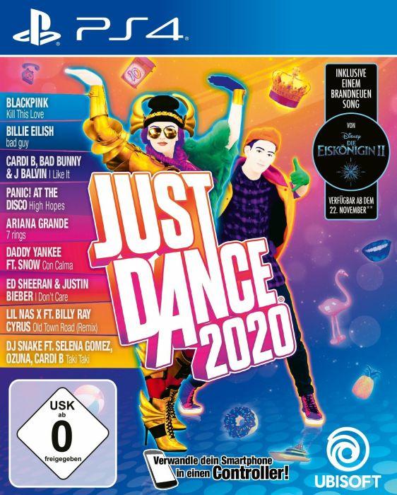 Just Dance 2020 für die PS4 Bestpreis um 23,98€