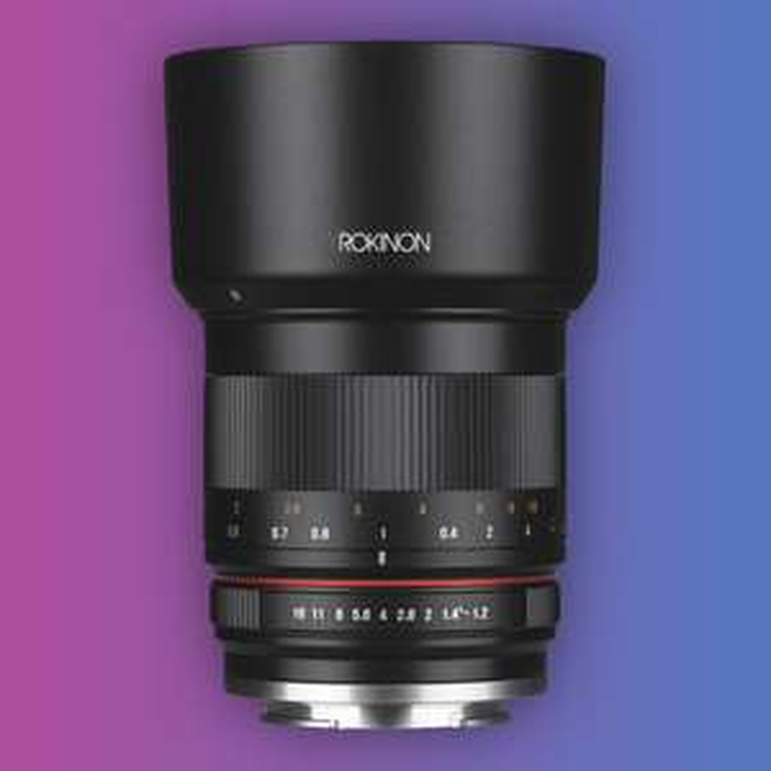 Samyang 50mm F1.2 ED AS UMC CS: Telephoto-Objektiv | Canon M