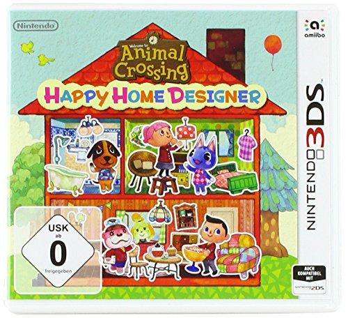 Animal Crossing Happy Home Designer - [Nintendo 3DS]