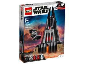 LEGO Star Wars 75251 Darth Vaders Festung