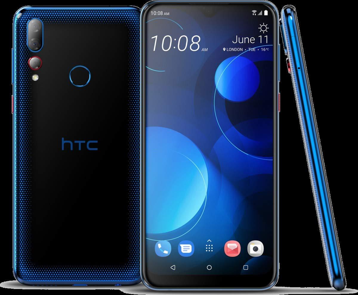 HTC Desire 19+ Smartphone (6,22 Zoll, IPS Display, Triple Hauptkamera, 64 GB Speicher, 4GB RAM, Dual-SIM, Android 9.0)