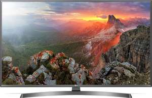 LG Electronics 55UK6750PLD Fernseher (3840x2160, HDR10, HLG, 4x HDMI, WLAN, Bluetooth, Miracast, Dolby Digital, Plus, DTS)