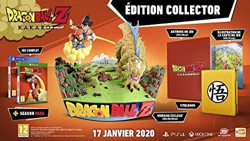 Dragon Ball Z: Kakarot Collectors Edition (PS4, Xbox One)