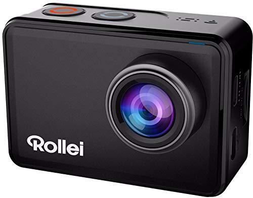 Rollei Actioncam 560 Touch - WiFi Action-Cam wasserdicht 4k 60 FPS um 88,74
