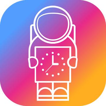 Kosmos - Work Time Tracker, Job Timesheet für Android