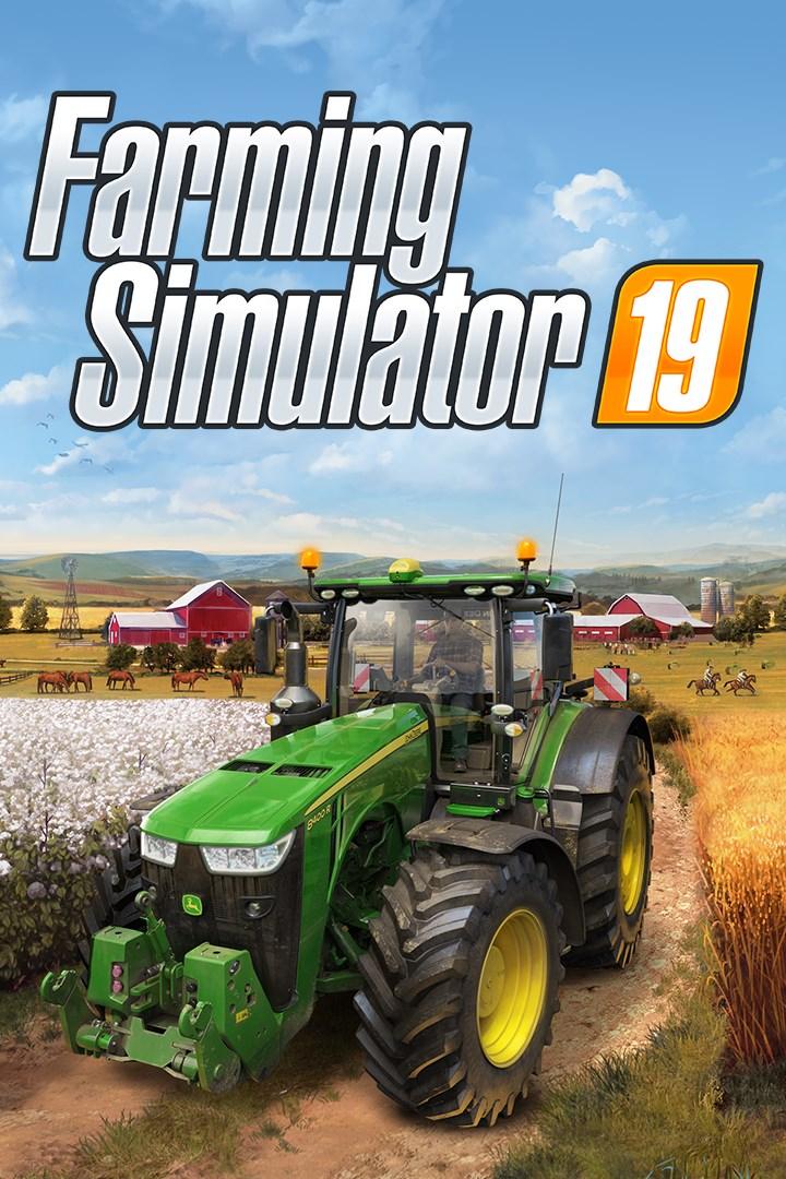 """Farming Simulator 19"" - Landwirtschafts-Simulator 2019"