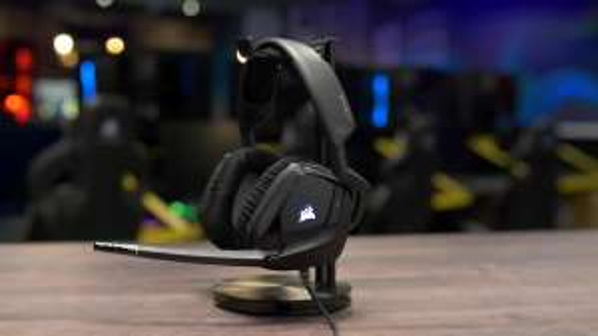 RGB Preisjäger: Corsair VOID PRO RGB Headset