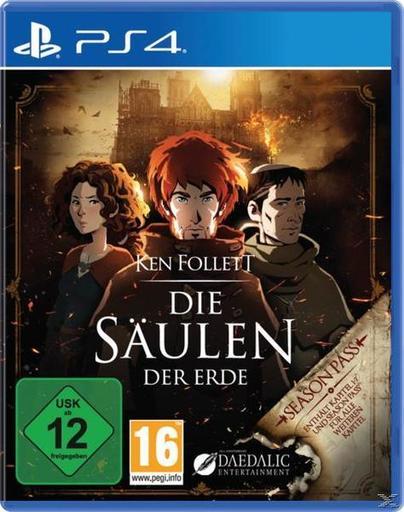 Ken Follett: Die Säulen der Erde für Playstation 4