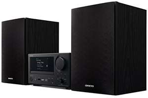 Onkyo CS-N575D Kompaktanlage (CD Player, WLAN, Bluetooth, Streaming, Radio/DAB+, 2x 20 W)