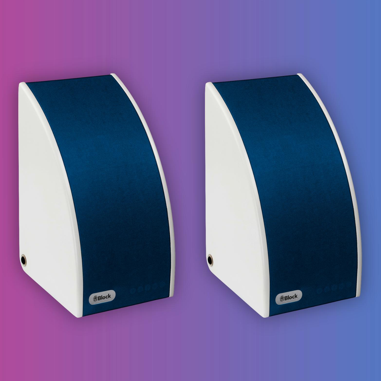 Block SB-100: Multiroom-Lautsprecher (Stückpreis, WiFi, UKW, DAB+) // SB-50 für 60,99€ statt 138€