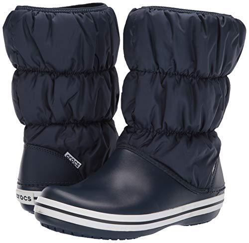 [Amazon] crocs Damen Winter Puff Boots Schneestiefel