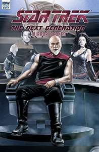 Star Trek: TNG: Mirror Broken (Comic eBook, Englisch)
