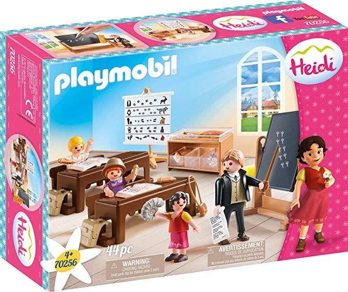Playmobil - Heidi Schulunterricht im Dörfli