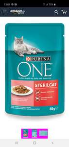 Purina Katzenfutter 24 x 85g In der Pantrybox