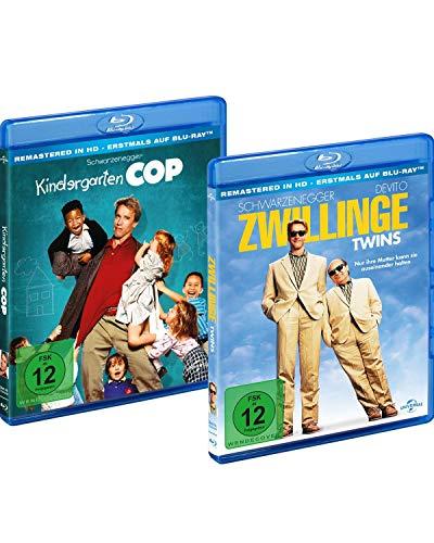 Kindergarten Cop UND Zwillinge Blu Rays; um 7,99 auch online bei Libro