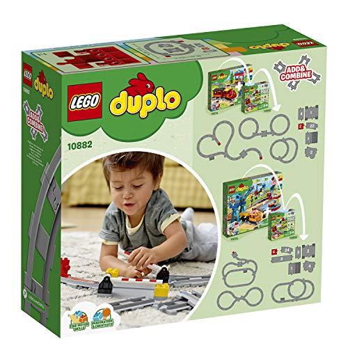 Preisjäger Junior: Lego/Duplo Eisenbahn Schienen