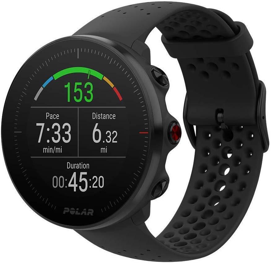 """Polar """"Vantage M"""" Allround-Multisportuhr mit GPS und integrierten Sensoren"""