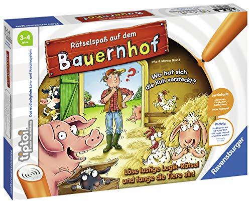 Preisjäger Junior: tiptoi - Rätselspaß auf dem Bauernhof