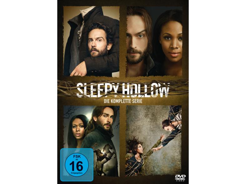 Sleepy Hollow - Die komplette Serie DVD