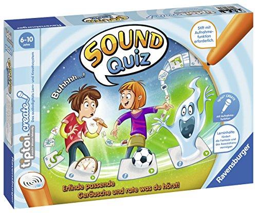 Preisjäger Junior: tiptoi - Create Sound Quiz