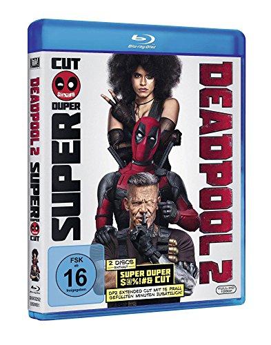 Deadpool 2 - Super Duper Cut Blu Ray
