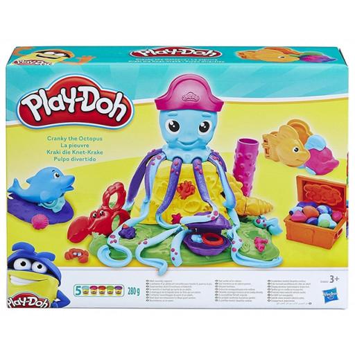 Play-Doh - Kraki die Knetkrake