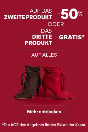 [CCC-Shoes] Das dritte Produkt GRATIS