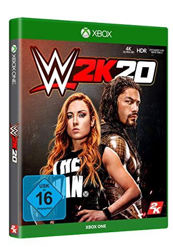 WWE 2K20 (Xbox One & PS4) um 16€