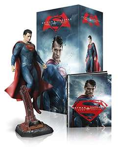 Batman v Superman: Dawn of Justice Ultimate Collector's Edition (inkl. Superman Figur und Digibook) [3D Blu-ray] [Limited Edition]