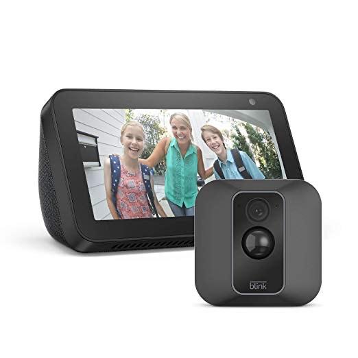 Blink XT2 System mit 1 Kamera + Echo Show 5