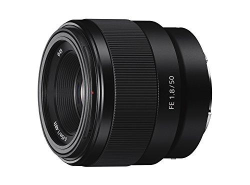 Sony SEL-50F18F Standard Objektiv (Festbrennweite, 50 mm, F1.8, Vollformat)
