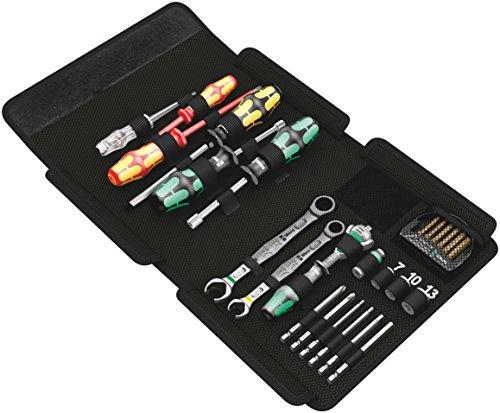 Wera Kraftform Kompakt SH1 PlumbKit Werkzeugtasche, 25-tlg.