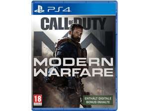 Call of Duty Modern Warfare PS4 & Xbox