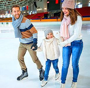 [Innsbruck] Gratis Eislaufen + Keine Leihgebühren am 2. Februar von 10.00 bis 20:00 Uhr (Igls, Hötting-West, Baggersee, Sillpark)