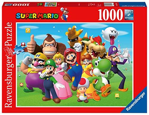 Ravensburger Puzzle, Super Mario, 1000 Teile
