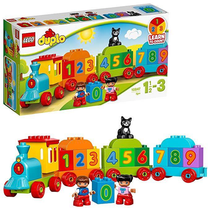 LEGO Duplo 10847 - Zahlenzug