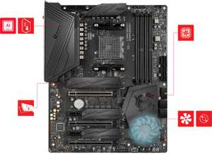 MSI X570 Unify Mainboard
