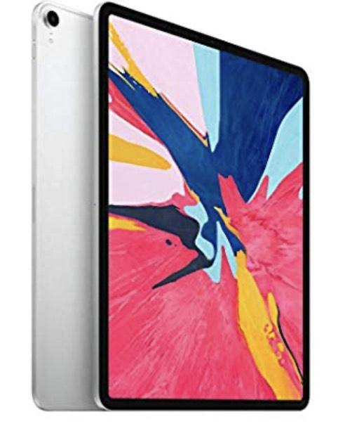 "Apple iPad Pro 12.9"" 256GB, silber 3. Generation"