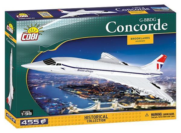 COBI Concorde - Brooklands Museum - (Cobi 1917)