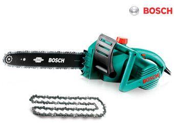 Bosch AKE 40 S Kettensäge und Ersatzkette