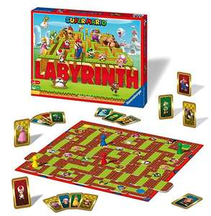 Ravensburger Super Mario Labyrinth (26063)