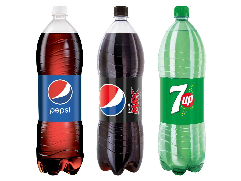 2L Pepsi Cola +Max+ 7UP Lidl
